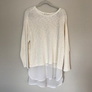 Vince Camuto White sweater
